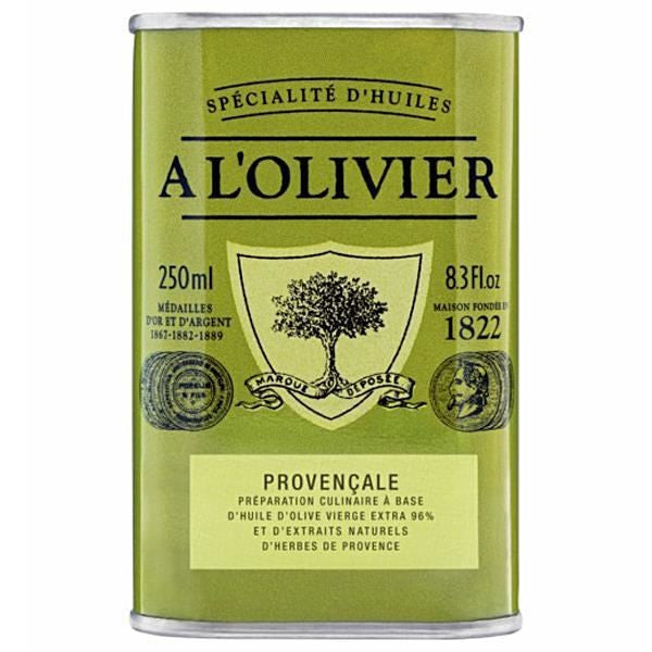 A L'Olivier Oil with Herbs de Provence