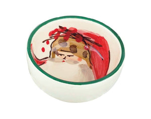 Old Saint Nick Condiment Bowl