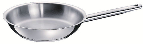 Silga Teknika World's Best Stainless Steel Cookware 24cm Frying Pan