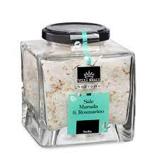 Villa Reale Supreme Salt with Marsala and Rosemary