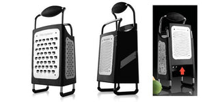 Microplane Four Sided Box Grater