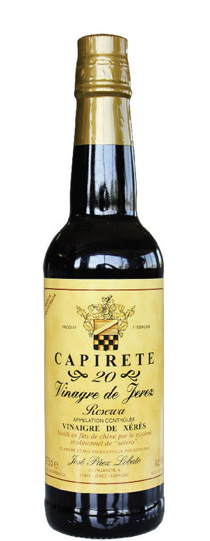 Capirete Sherry Vinegar 20 yrs