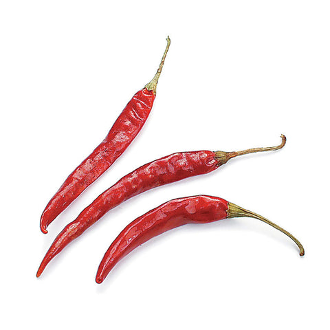 DeArbol Chiles, Dried