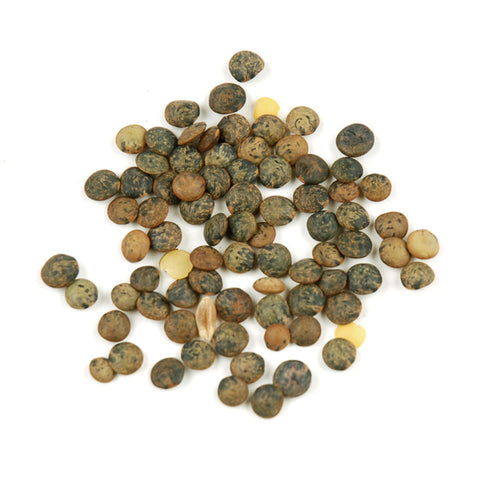 French Green Lentils - Organic
