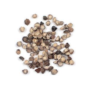 Half Cracked Black Peppercorns