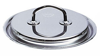 24 cm Lid is part Silga's Teknika line of cookware