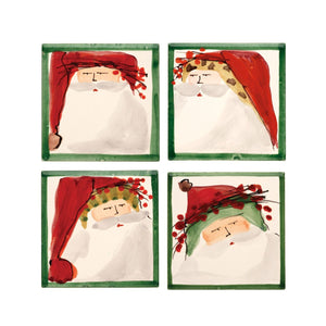 Old Saint Nick Coasters