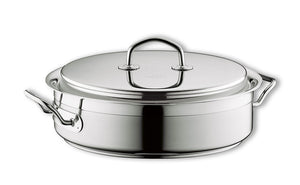 Silga Teknika World's Best Stainless Steel Cookware Saute Pan 28cm