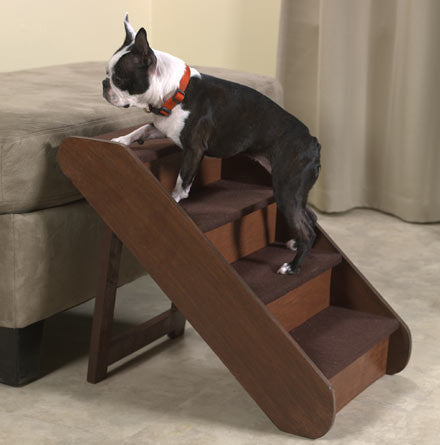 Four Benefits of Dog Stairs