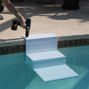 Dog Stairs for the Pool  - PoolPup