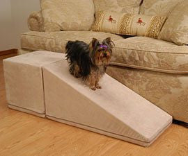 "Royal Ramps Pet Ramp with Landing - 14"" Tall - RR16"
