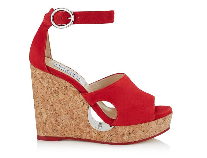 SUMMER WEDGES:   THE TOP 3