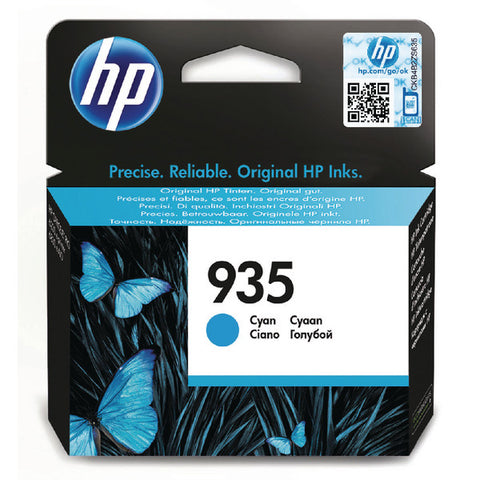 HP 935 Cyan Ink Cartridge C2P20AE
