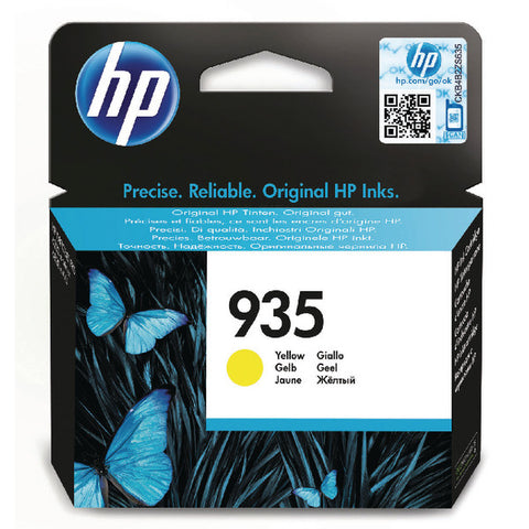 HP 935 Yellow Ink Cartridge C2P22AE