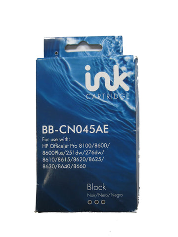 Remanufactured HP 950XL Black Ink Cartridge CN045AE
