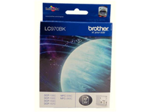 Brother LC970BK Black Ink Cartridge