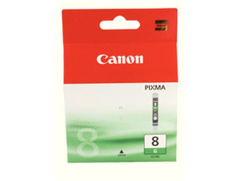 Canon CLI-8 Green Ink Cartridge 0627B001