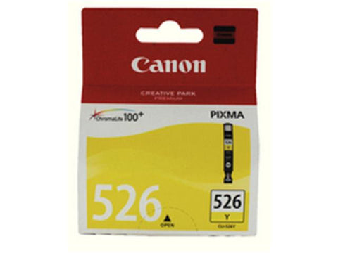 Canon CLI-526 Yellow Ink Cartridge 4543B001