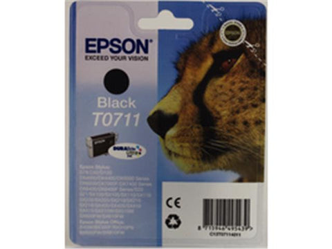 Epson T0711 Black Ink Cartridge C13T071140A0
