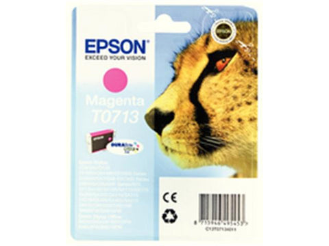 Epson T0713 Magenta Ink Cartridge C13T071340A0