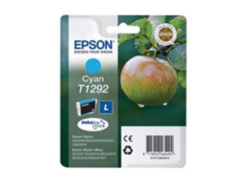 Epson T1292 Cyan Ink Cartridge Apple C13T12924011