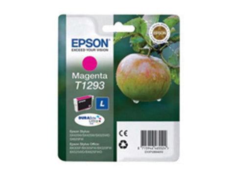 Epson T1293 Magenta Ink Cartridge Apple C13T12934011
