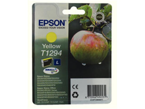 Epson T1294 Yellow Ink Cartridge Apple C13T12944011