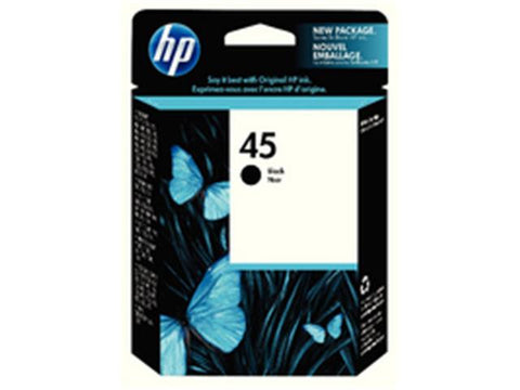 HP 45 Black ink cartridge 51645A