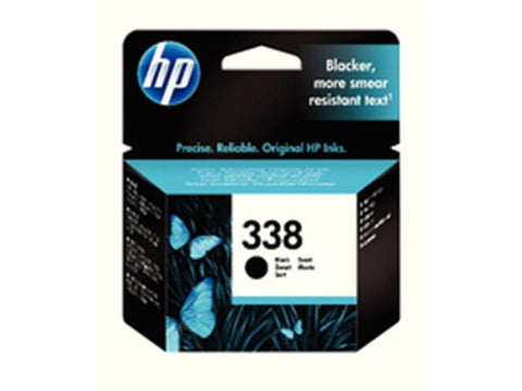 HP 338 Black Ink Cartridge C8765EE