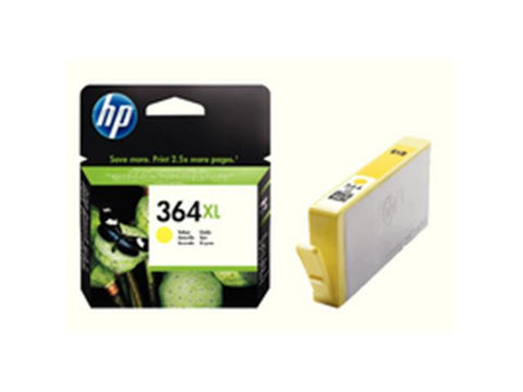 HP 364XL Yellow Ink Cartridge CB325EE