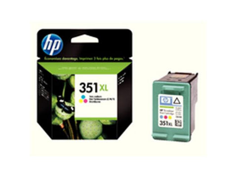 HP 351XL Tri Colour Ink Cartridge CB338EE