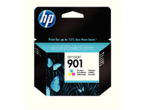 HP 901 Tri Colour Ink Cartridge CC656AE