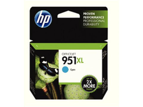 HP 951XL Cyan Ink Cartridge CN046AE