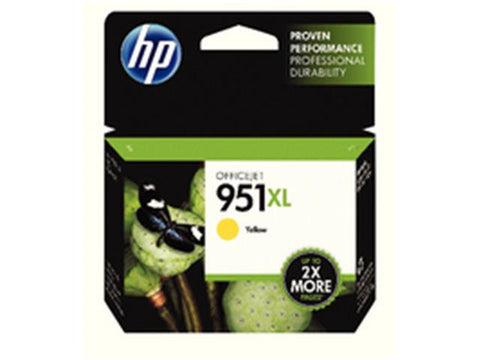 HP 951XL Yellow Ink Cartridge CN048AE