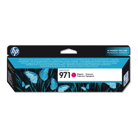 HP 971 Magenta Ink Cartridge CN623AE