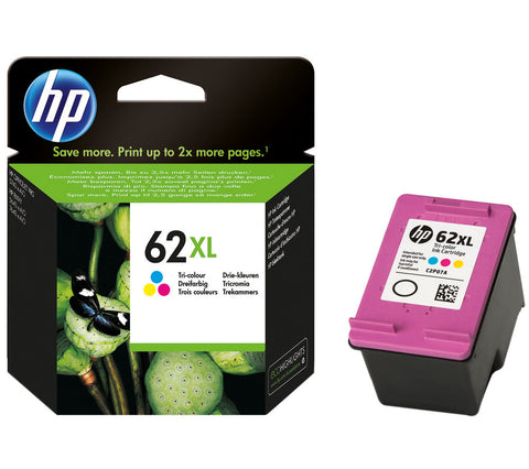 HP 62XL Colour Ink Cartridge C2P07AE