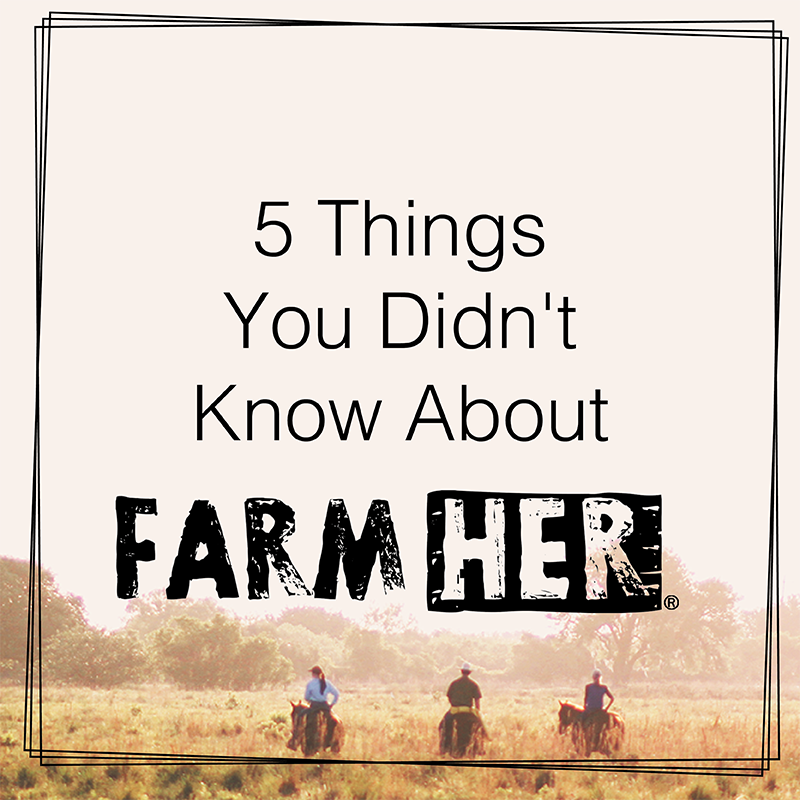 5 Things You Didn't Know About FarmHer
