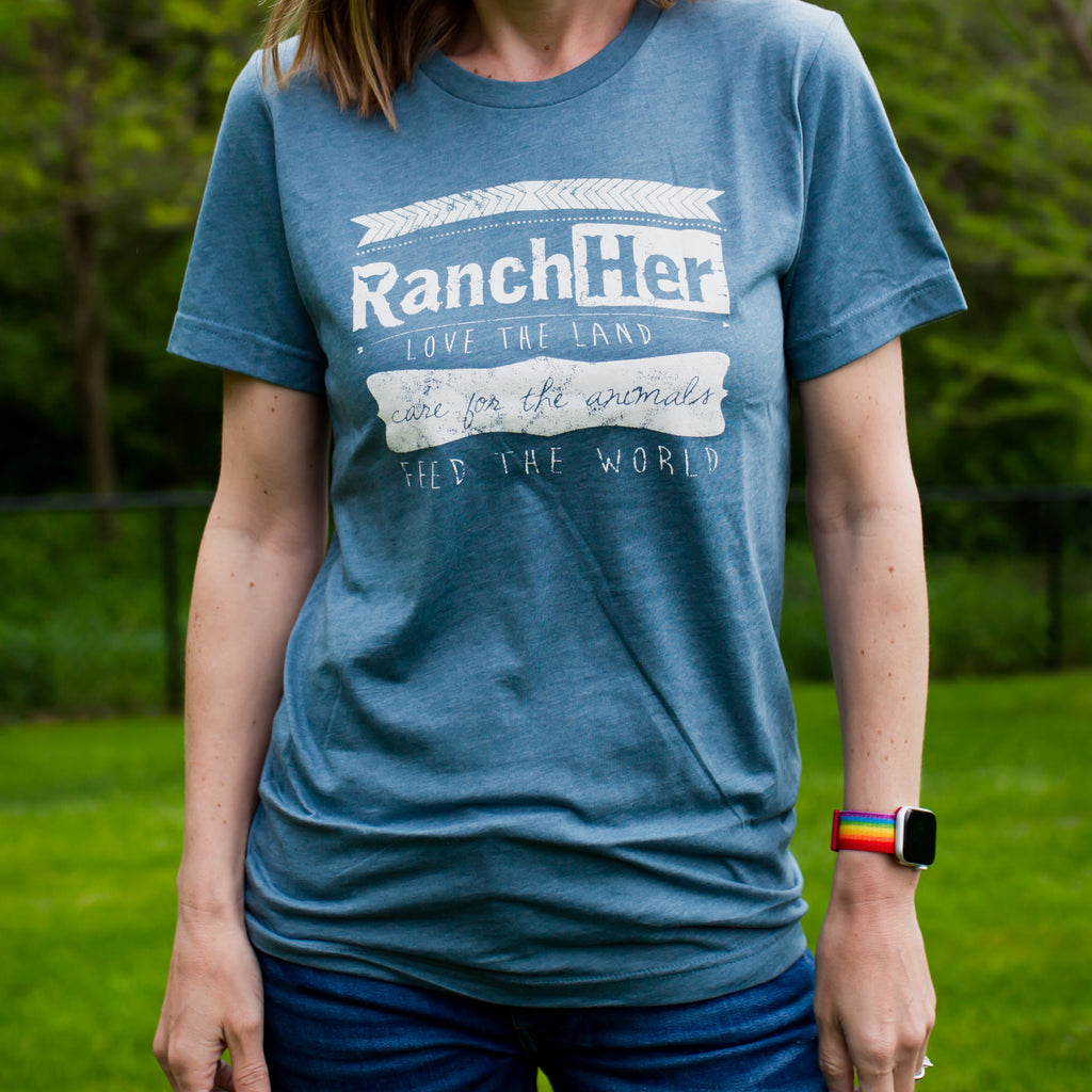 "RanchHer ""Love the Animals"""