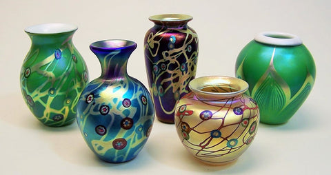 Beautiful Cabinet Vases