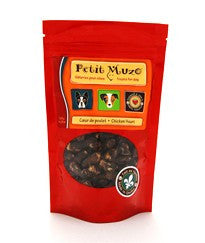 Petit Muzo Treats - Chicken Heart