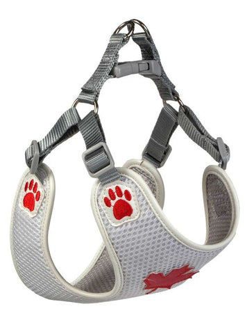 Pretty Paw Canada White Harness