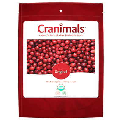 Cranimals Original Urinary Tract Supplement 120 G/4.2 Oz Bag