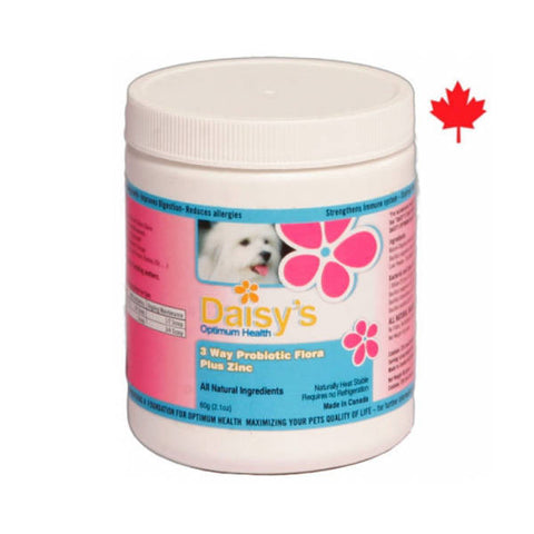 Daisy's 3 Way Probiotic Flora Plus Zinc