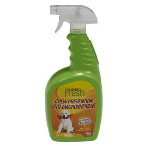 EnviroFresh Chew Prevention Spray