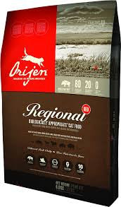 Orijen Regional Red for Cats