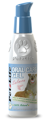 Petzlife Gel With Salmon Oil