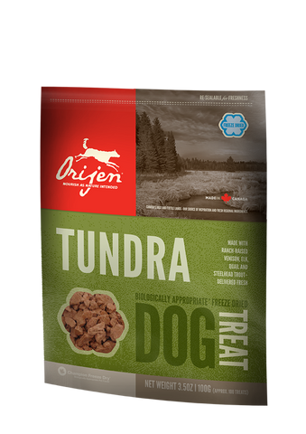 Orijen Tundra Freeze Dried Dog Treats