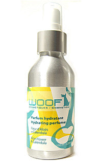 Wood hydrating perfume