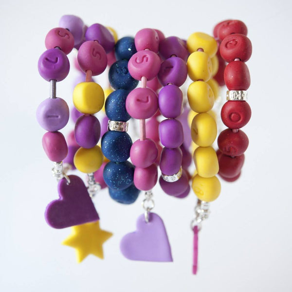 Handmade Cherubs Safety Jewellery for Girls