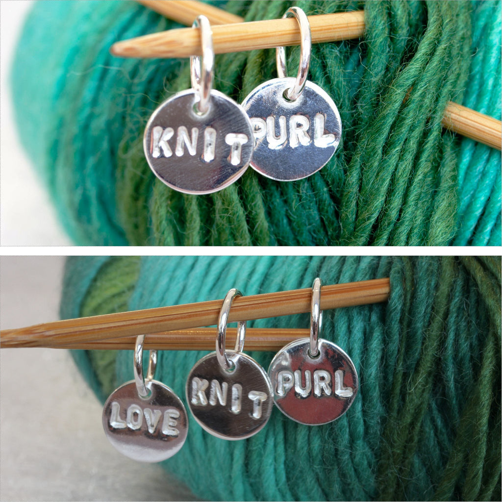 Knitting Stitch Marker sets